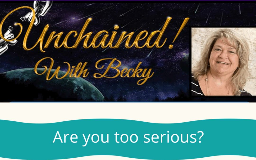 Guest on Unchained with Becky